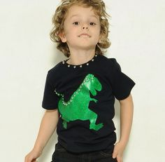 DINOSAURKids COOL & SPARKLY t-shirts...