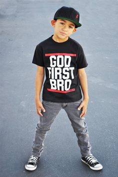God First Bro Kids $7.99 While They Last