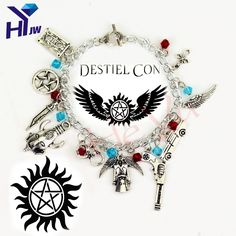 Movie Jewelry Supernatural Charm Vintage Bracelets  Fashion Women Jewelry Multilayer Dean Sam Davils Winchester Gifts Souvenir    // //  Price: $US $1.25 & FREE Shipping // //     Buy Now >>>https://www.mrtodaydeal.com/products/movie-jewelry-supernatural-charm-vintage-bracelets-fashion-women-jewelry-multilayer-dean-sam-davils-winchester-gifts-souvenir/    #MrTodayDeal.com
