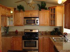 Maple Kitchen Cabinets Contemporary Inspiration  Kitchen - Kitchens with maple cabinets