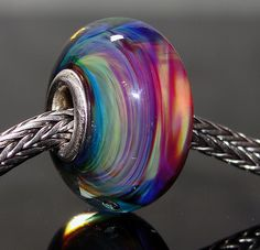 A little drop of universe! Trollbead