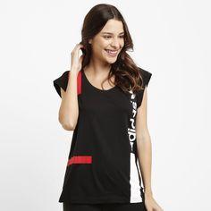 Camiseta Adidas Fashion Graphic Preto   Netshoes