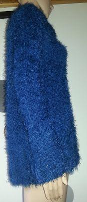 MyLucky Sew: Jersey Harmony Katia Nº84 (azul)