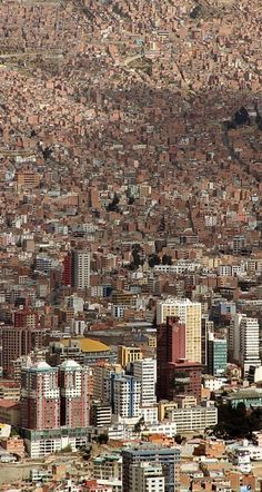 La-Paz, Bolivia (by For91days on Flickr)