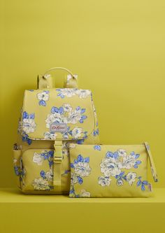 Introducing the brightest colour from Colour by Cath Kidston, You Had me at Yellow.