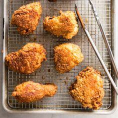 Cast Iron Easier Fried Chicken | America's Test Kitchen