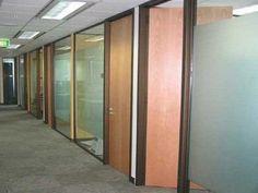 Office Refurbishment Queensland Office Fit Out, Brisbane City, Glass Partition, Refurbishment, Office Partitions, Commercial, David, Future, Restoration