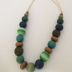 Wooded necklace Wooded necklace ,new ,bundle to save for shipping Andopology Jewelry Necklaces
