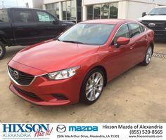 Congratulations Jeremy on your #Mazda #Mazda6 from Joel Massey at Hixson Mazda of Alexandria!  https://deliverymaxx.com/DealerReviews.aspx?DealerCode=PSKP  #HixsonMazdaofAlexandria