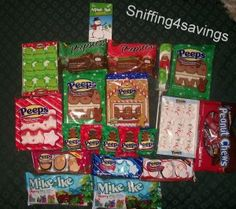 http://sniffing4savings.com/my-holiday-peeps-and-mike-ike-review/#