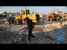 August 15, 2012 - VIDEO - HUMAN RIGHTS WATCH - TESTIMONY - WAR CRIMES: REGIME - SHELLING -A Syrian government fighter jet bombed a residential neighborhood, killing more than 40 civilians and wounding at least 100 others in the town of Azaz.