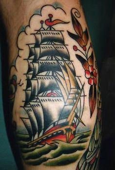 Tattoo Artist -Stuart Cripwell @ Spider Murphys Tattoo