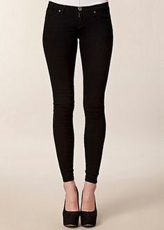 Black jeggings, cause sometimes you want something really tight and black.