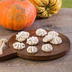 Gluten Free Pumpkin Meringues