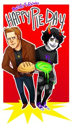 Gamzee and dean would be pie bros. after Dean stopped trying to gank my Gamzee. Bad Dean!