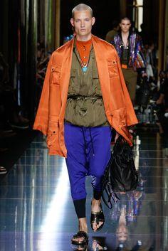 Sfilata Moda Uomo Balmain Parigi - Primavera Estate 2017 - Vogue