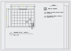 Para Designers: Como fazer paginação de piso – Rayane Magalhães