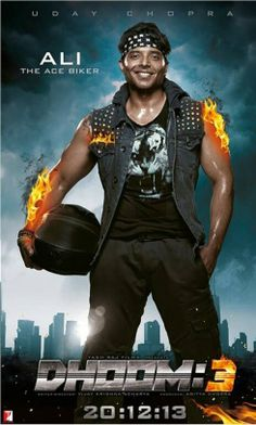 20 Best Dhoom 3 The Movie Images Dhoom 3 Aditya Chopra Aamir Khan