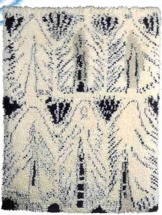 Laila Karttunen 1950 Textile Texture, Art Textile, Rya Rug, Wool Rug, Sculpture Painting, Textiles, Rugs On Carpet, Carpets, Rug Making