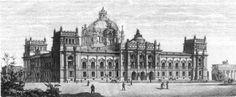 ReichstagWallot1882 - Edificio del Reichstag - Wikipedia, la enciclopedia libre