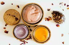 Les produits Mahalo venus d'Hawai : Le Petal Mask Le Balm Le Rare Indigo
