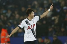 Leicester 0-2 Tottenham:Son Heung-min and Nacer Chadli strikes send Spurs into FA Cup fourth-round after fine win over Foxes