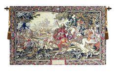 Le Roi Soleil European Wall Tapestry