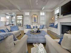 Gorgeous coastal living room decorating ideas (94)