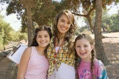 Girls Camp Certification Ideas