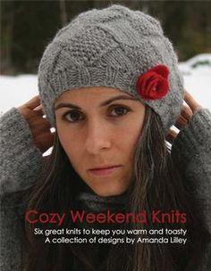 Cozy Weekend Knits eBook by Amanda Lilley