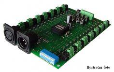 DMX 30 LED Dimmer, including indication