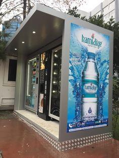 #kiosk#hamidiye#otomat#kabini