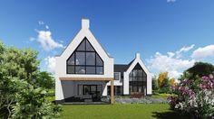 Schets van de maand November2015 Het huis van de maand november is een ruim opgezette, moderne villa met een luxe indeling.Deze wit gekeimde woning met...