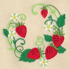 Machine Embroidery Designs at Embroidery Library! - Color Change - X10789