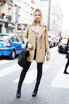Paris Fashion Week Street Chic