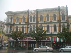 historical downtown district - Google Search