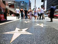 Top 20 things to do in Los Angeles: The Hollywood Walk of Fame - a must-see on the list of places to visit in Los Angeles