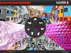 #NARR8 #Paradigm
