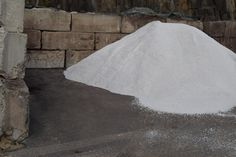 The Safest Rock Salt to Use on Concrete Driveways