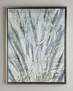 Ocean Grass Jinlu Oil Painting by John-Richard Collection at Neiman Marcus.