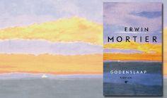 De roman 'Godenslaap' van Erwin Mortier gaat over een oude vrouw Helena die verteld over zichzelf en haar familie, haar toekomstige man Matthew en haar verzorgster Rachida.  De belevenissen zijn afwisselend voor, tijdens en na de Eerste Wereldoorlog. Wat soms wel even wennen is. Het begin van het boek is wat moeilijk, dus even doorzetten. Maar verdere in het boek gaat het lezen vlotter. Info bij www.cobra.be/cm/cobra/boek/1.680629  en www.erwinmortier.be
