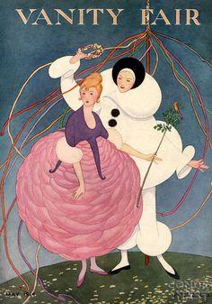 ๑ Nineteen Fourteen ๑ historical happenings, fashion, art & style from a century ago - Vanity Fair 1914
