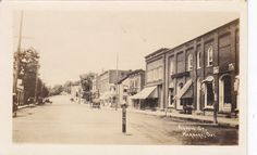 RP: Forsyth Street , MARMORA , Ontario , Canada , 1910s