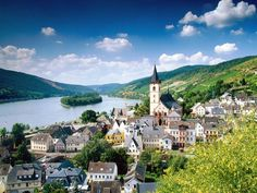 very romantic and memorable times with my husband on the rhine river, germany (crazy love)