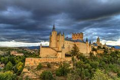 Segovia, Castile and León | 13 Beautiful Spanish Towns That Will Transport You Back In Time