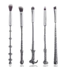 For controlled eye shadow application and also can be used to blend eye shadow make up. 1 set makeup brush. we will soon be in touch with you set&#x3b;. Color:As the picture shown. Basic makeup brush. Hair Material: Nylon Hair. | eBay!