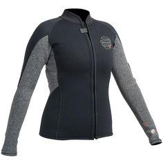 54b59494ad Gul Response 3 2mm Wetsuit Jacket Womens Wetsuit