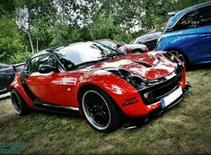Smart Roadster Coupe, Smart Car, Cool Cars, Nice Cars
