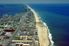 Popular vacation spot for folks who live in Baltimore. Ocean City, Maryland