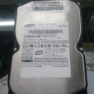 Hardisk Samsung Internal 80Gb REFOR
